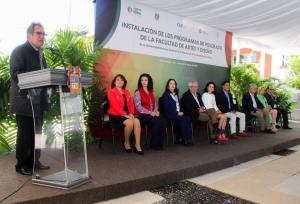 Bienvenida la colaboración académica de la UNAM