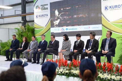 Ceremonia inaugural