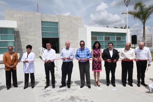 Inauguración del Centro de Salud